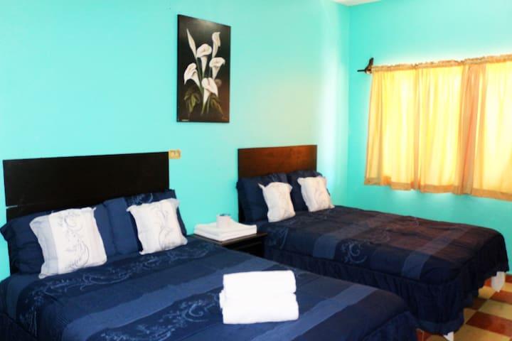 Habitación doble .::HOTEL SAN PEDRO::.