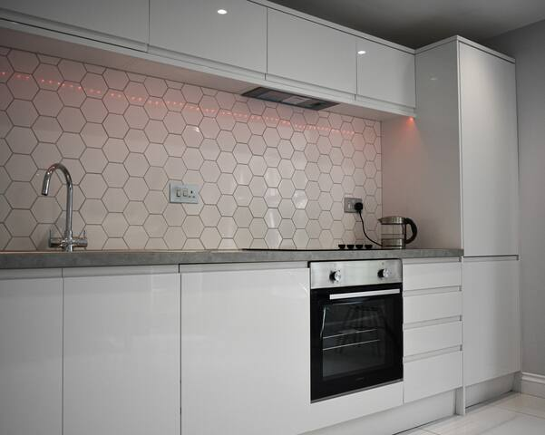 New 1 bed apartment in Brighton city centre