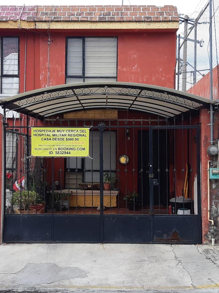 Casa de Descanso UBG