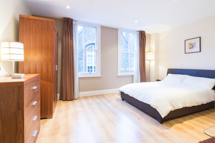 Modern Clerkenwell Studio Apartment 6 - Londres - Appartement