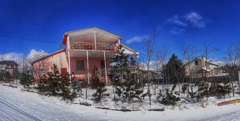 Discount -35% Sunny guesthouse Mukhatskharo