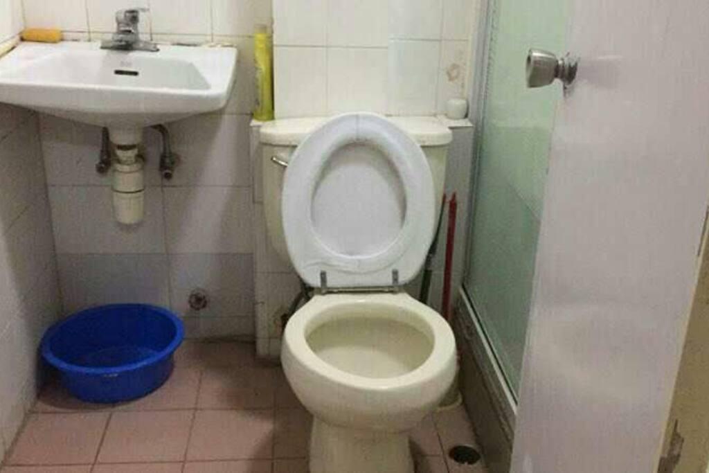卫生间加浴室