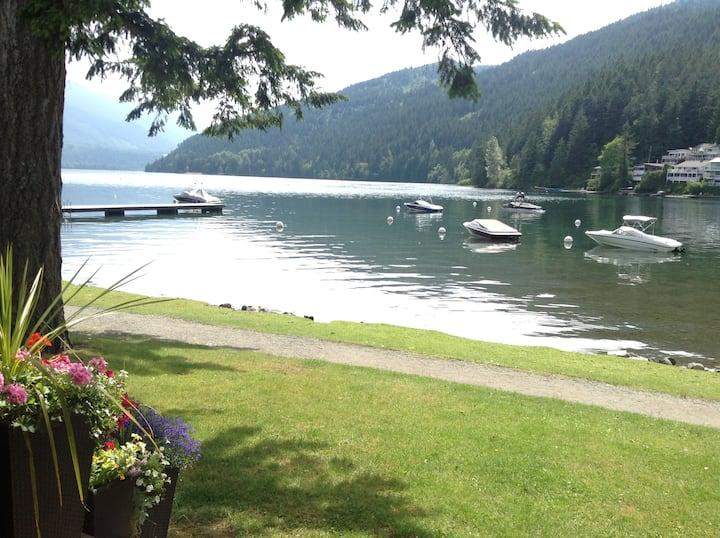 Waterfront Cottage on beautiful Cultus Lake