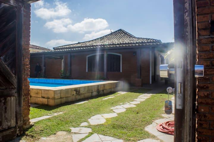 Casa de praia em Itanhaém