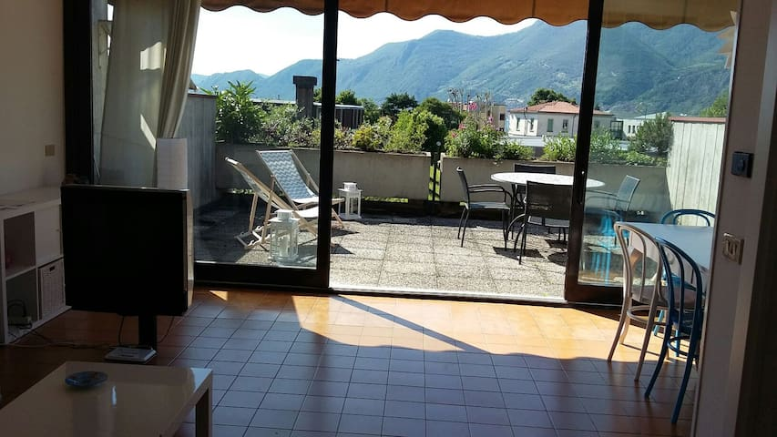 Iseo,The floating piers,Iseo lake - Iseo - Apartamento