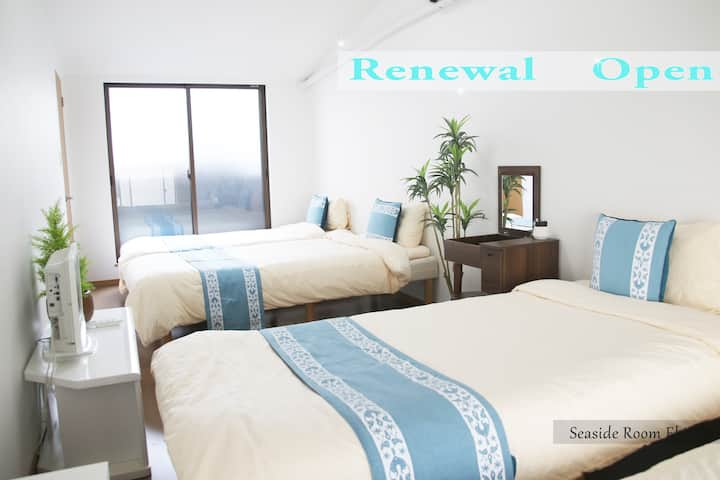 Seaside Room Ebisu★ Full-scale renovation in room