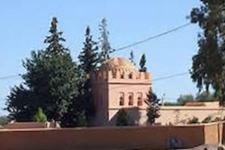 La Citadelle de l'Ourika - Marrakech