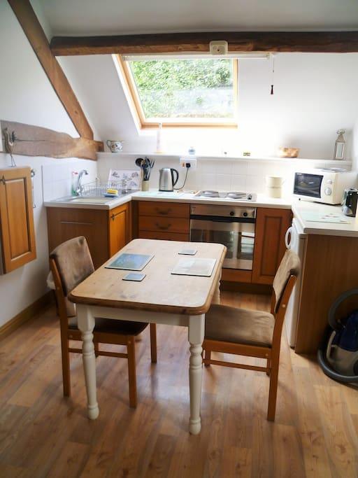 The Loft Kitchen