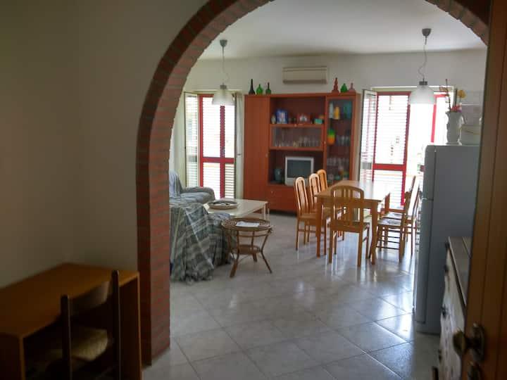 Comfortable Apartment Marina di Davoli