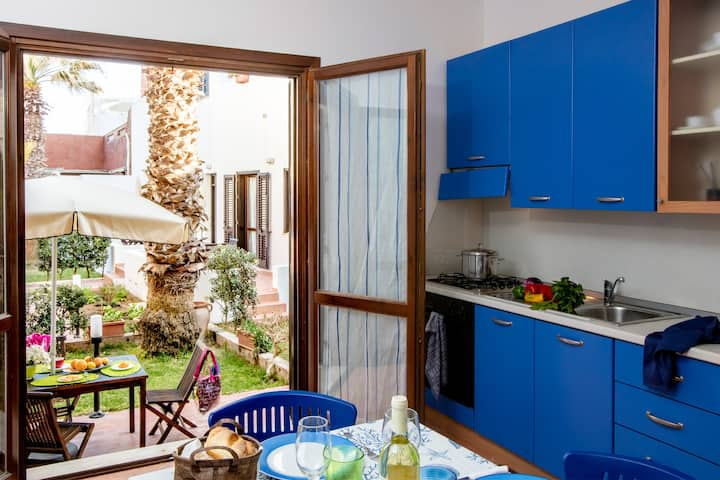 Apartment in Favignana Tramontana 1