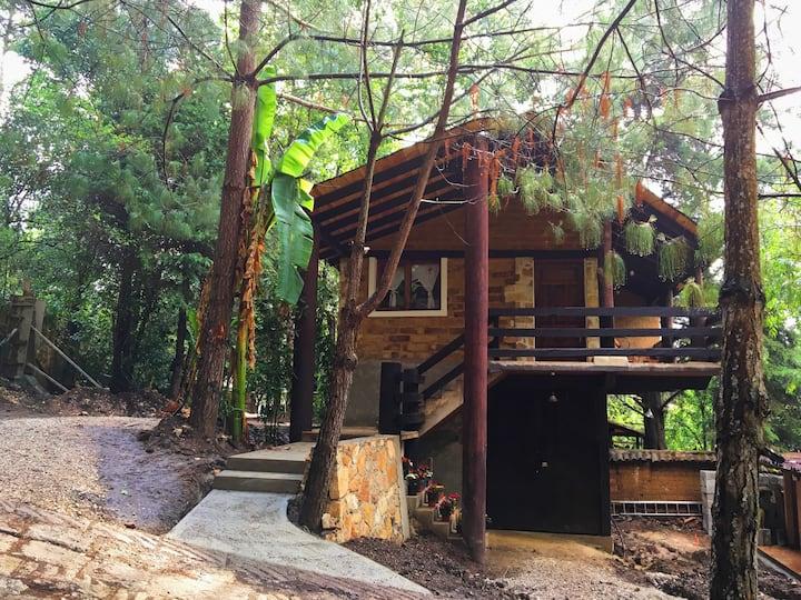 Cabaña #2 a pocas cuadras del Centro