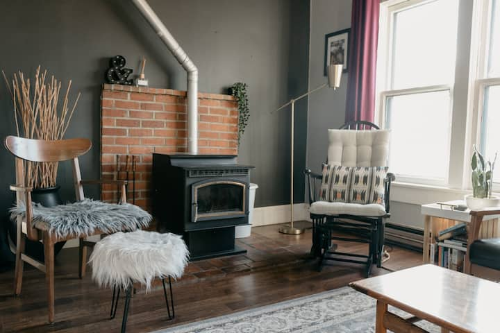 100-Year-Old 3BR Bungalow in Uptown Village