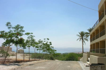 Feel at home in the Dead Sea - balqaa