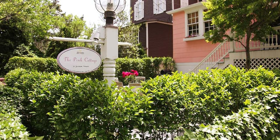 The Pink Cottage  - Cape Resorts - Cape May
