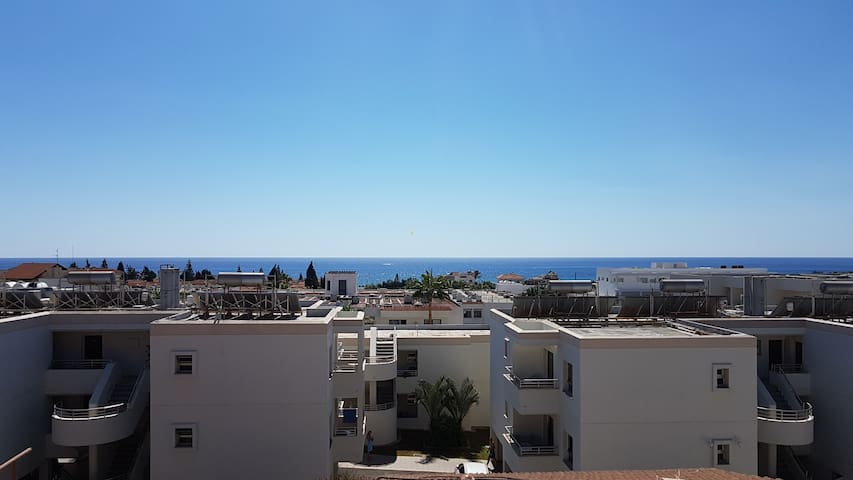 Nice Penthouse with sea views Close to the fun - Ayia Napa - Apartment