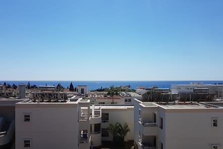 Nice Penthouse with sea views Close to the fun - Ayia Napa