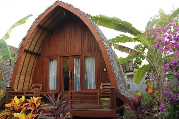 Melati Cottage (double bed standard)