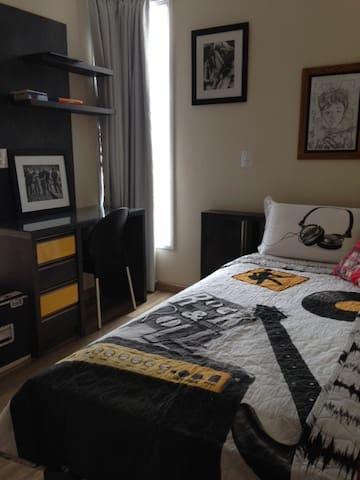Quarto Aconhegante Cozy room