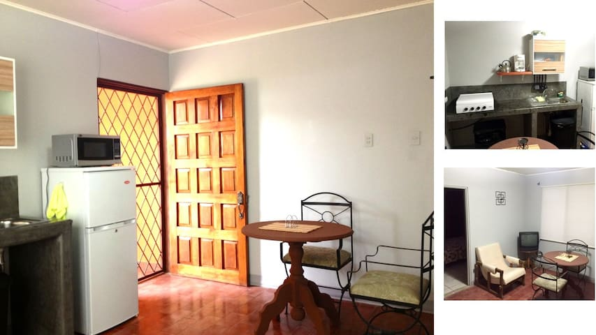 Apartamento 100% Equipado - Ciudad Colón - Lägenhet