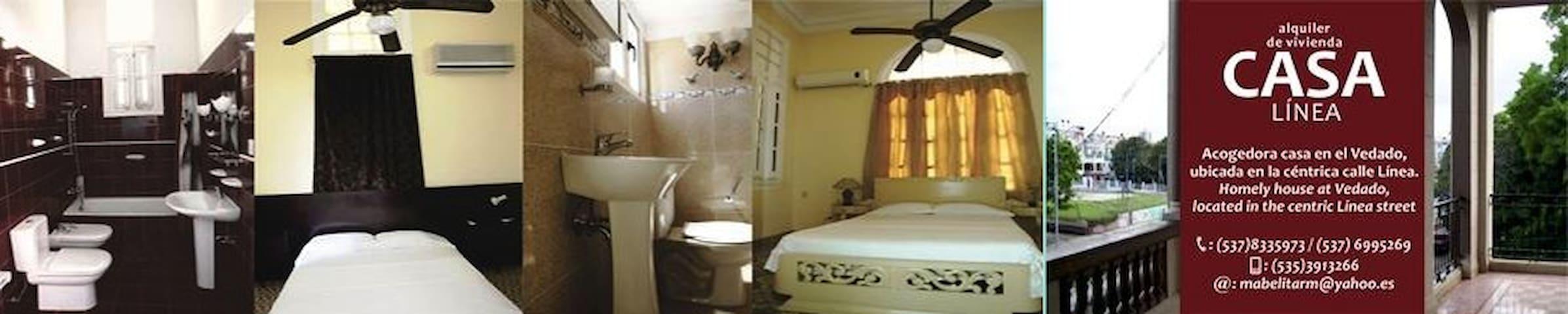 Habitación - baño interior