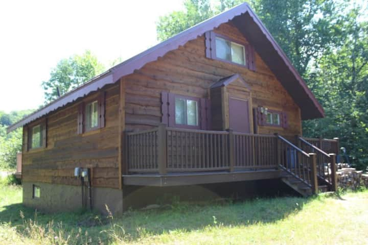 Big Powderhorn Cabin