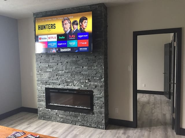 "Located in the heart of Aggieland - 65"" TV + WiFi"