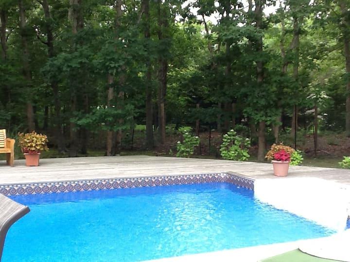East Hampton Vacation Retreat