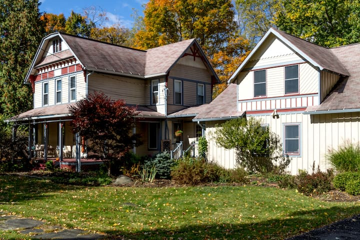 Roomy Studio near Lakes & Wineries - Trumansburg - Hus