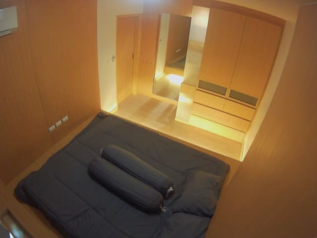 Japanese style room like your home