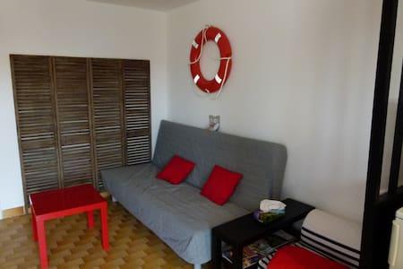 Charmant Studio au Cap D'Agde - Agde - Apartment