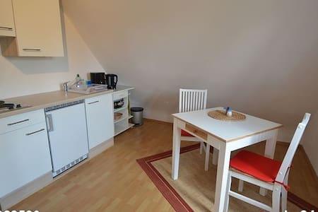 Apartment mit eigenem Bad+Küche - Nuremberg