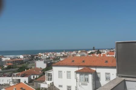 Appartement 100 m2 bord de mer - Vila Praia de Âncora - Lejlighed