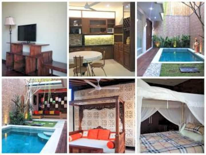 Charisma villa 3BR nice to holiday &relax in bali