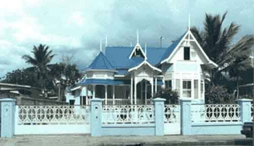 Trinidad Gingerbread House - Port of Spain - Hus