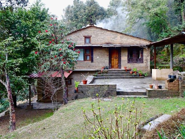 Chowkhamba...the cottage
