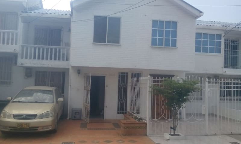 Espacio familiar en Barranquilla - Барранкилья