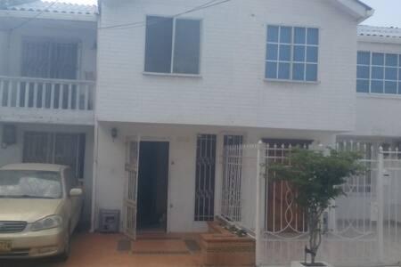 Espacio familiar en Barranquilla - Barranquilla - Casa