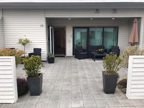 Nyere leilighet 94m2 på Avaldsnes