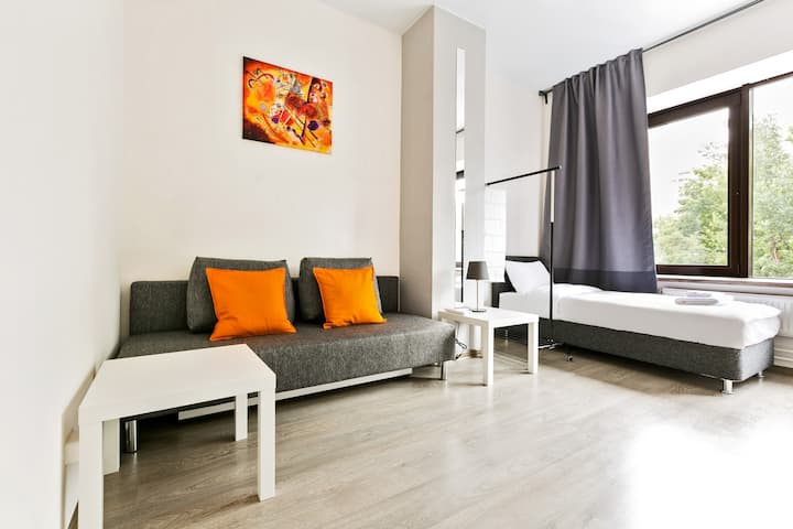 LASPACE Quadruple apartments in Khimki City