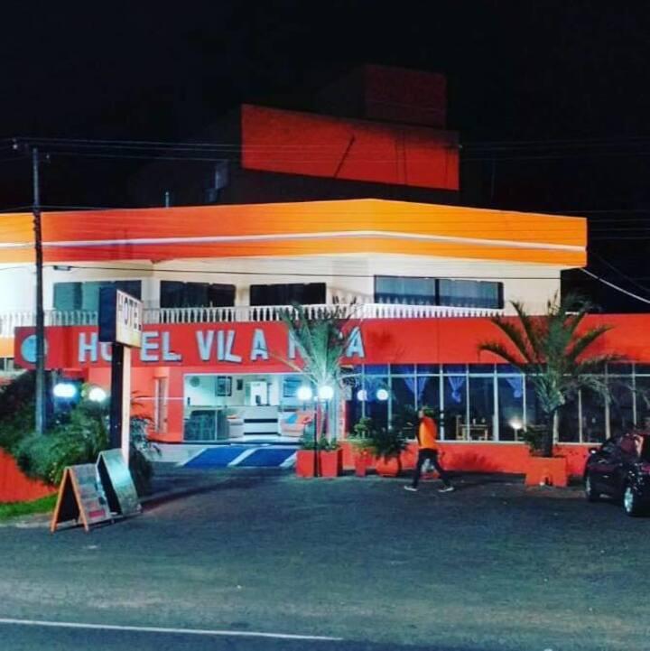 Promoção de diária de hotel em Foz do Iguaçu