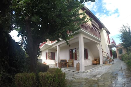 Luna's UP house - Trikala - Haus