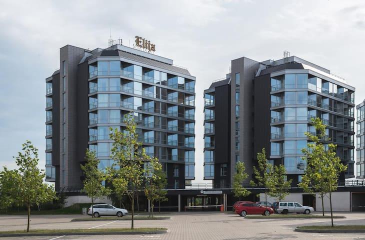 Elija apartments Palanga (Sventoji) - ปาลังกา - อพาร์ทเมนท์