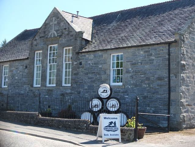 The Highest Hostel in the Highlands, Tomintoul