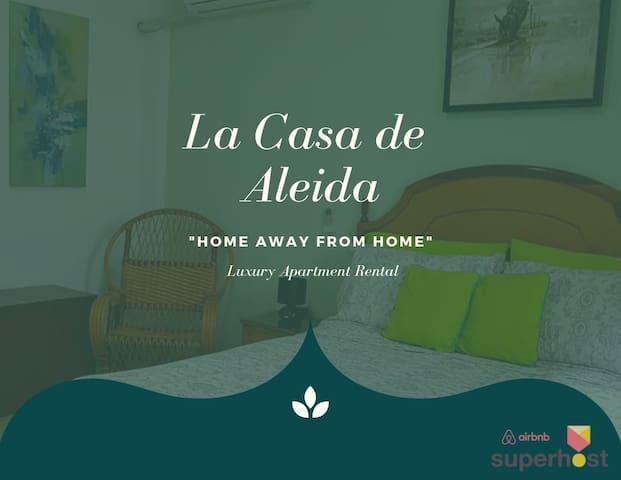 "Havana Accommodation, ""La Casa de Aleida"""
