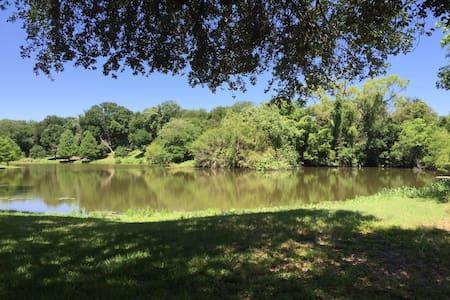 Beautiful Solar Powered Lake House - Austin