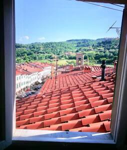 Una finestra su Stia