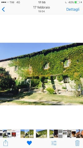a wonderful house ,really near the Lake of garda - Valeggio sul Mincio