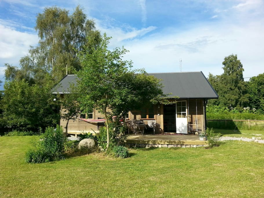 Cute Cabin By The Sea Houses For Rent In S 246 Lvesborg