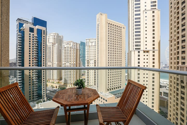 Impressive 1 Bed Apartment in Marina Promenade