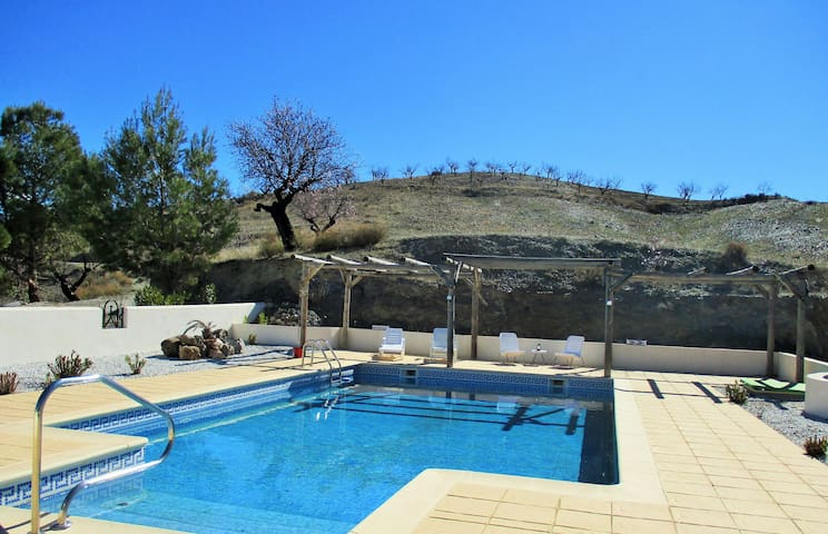 Cortijo Santiago Rural Retreat Apartment 1
